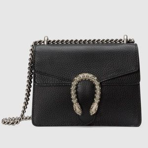NWT Gucci Dionysus Leather Mini Bag